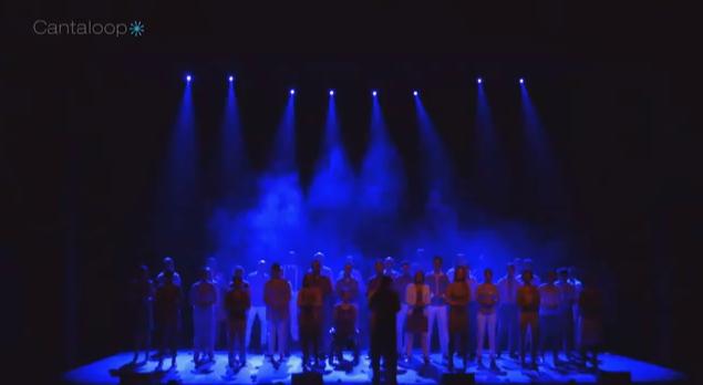 Sind die Lichter angezündet @ Theater am Aegi